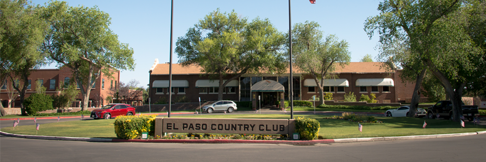 Stockdale Country Club Banner